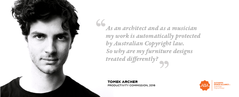 Authentic Design Alliance Tomek Archer