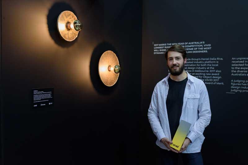 Authentic Design Alliance Award of merit vivid design comp IGNEOUS James Walsh