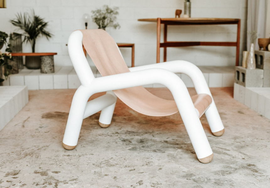 SOIGNE armchair by CJ Anderson image Monpetitamour