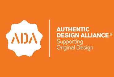 AUTHENTIC DESIGN ALLIANCE logo registered trade mark