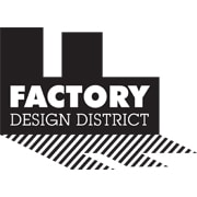 Factory Design District logo