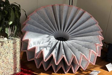 ORIGAMI Recliner by Cheng-yeu Jai