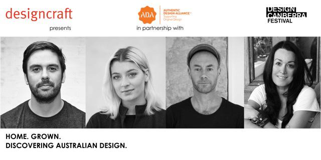 Adam Cornish, Christina Bricknell, Adam Goodrum, Anne-Maree Sargeant at designcraft