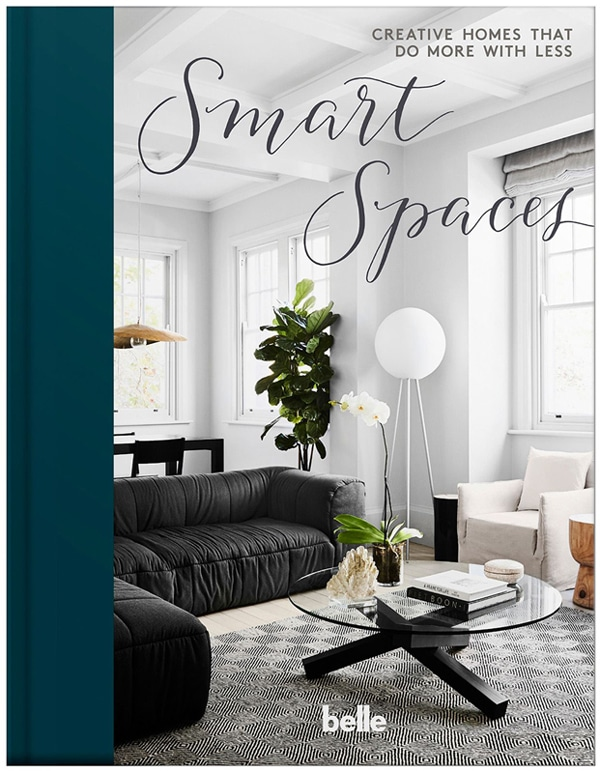 Belle Magazine small spaces book cover