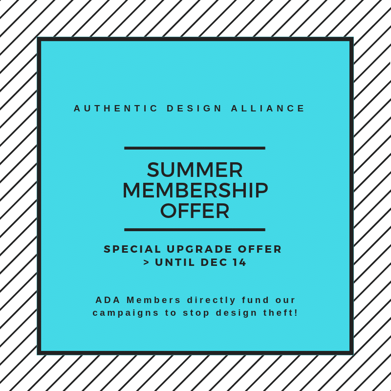 Authentic Design Alliance summer member offer