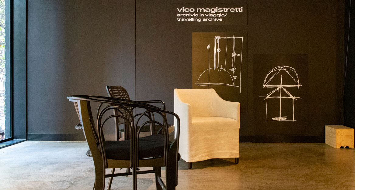 Melbourne Design Week - Vico Magistretti archive
