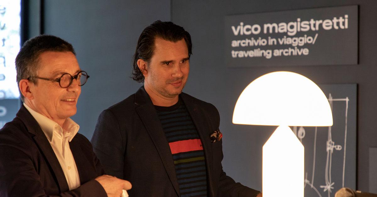 Melbourne Design Week - Vico Magistretti archive