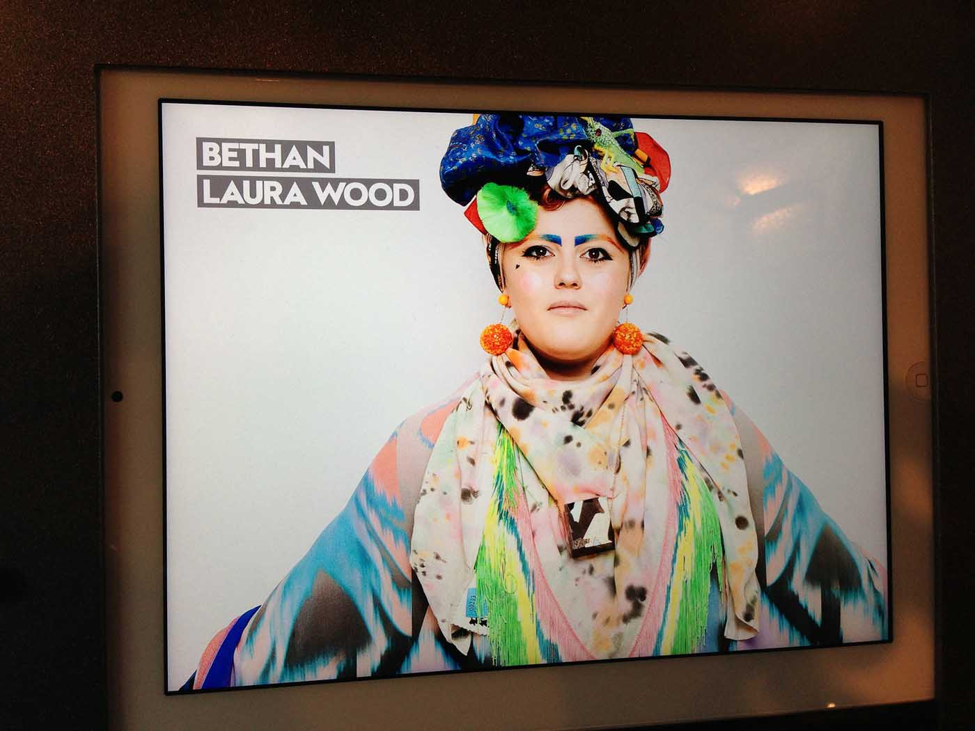 Bethan Laura Wood