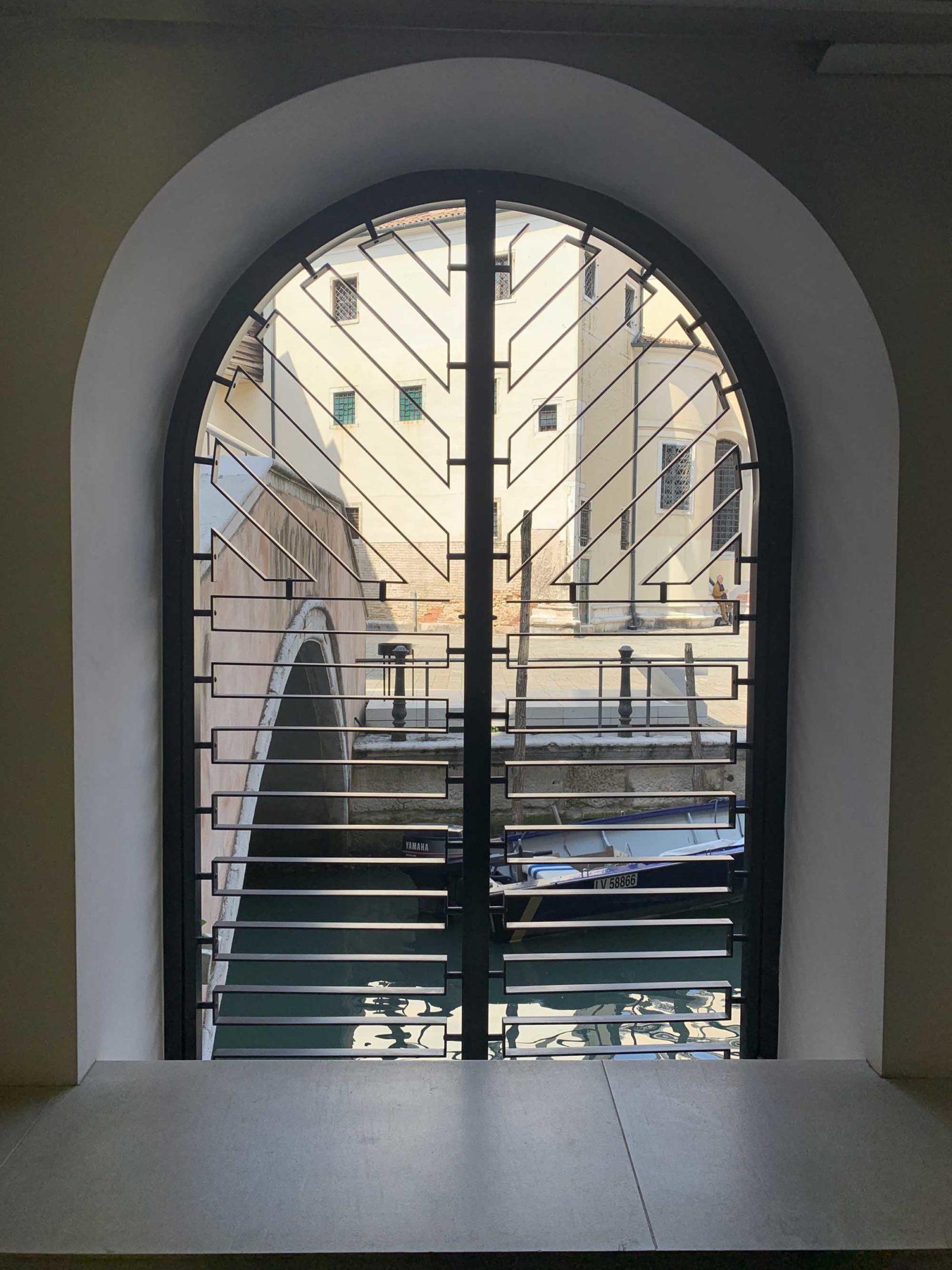 Scarpa wing at Fondazione Querini Stampalia, Venice