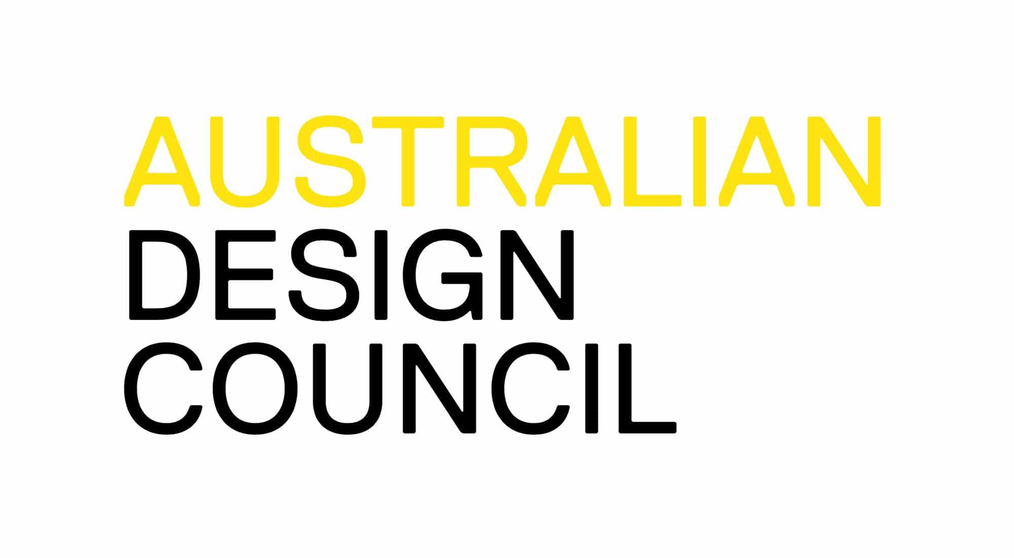 AUSTRALIAN DESIGN COUNCIL logo
